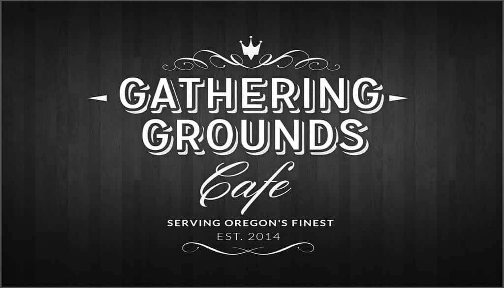 Logo for GGC Coffee, Klamath Falls, OR