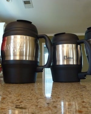 Large Travel Mugs