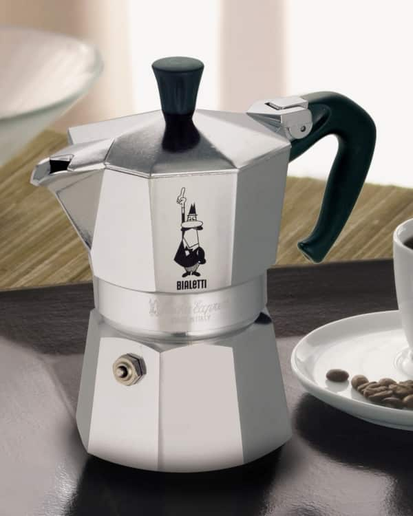 bialetti moka express with review