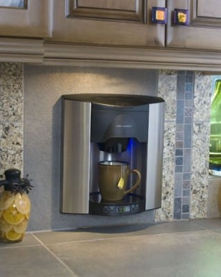 Water Line Coffee Maker