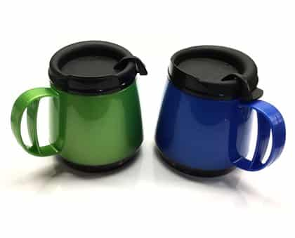20oz Foam Insulated Wide Body ThermoServ Mugs