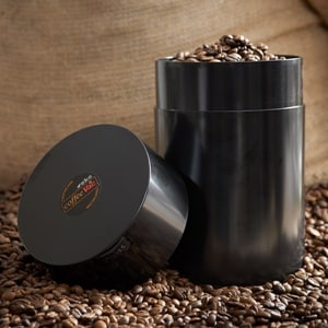 Coffeevac 1 lb - The Ultimate Vacuum Sealed Coffee Container