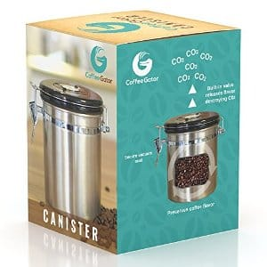 best airtight coffee containers