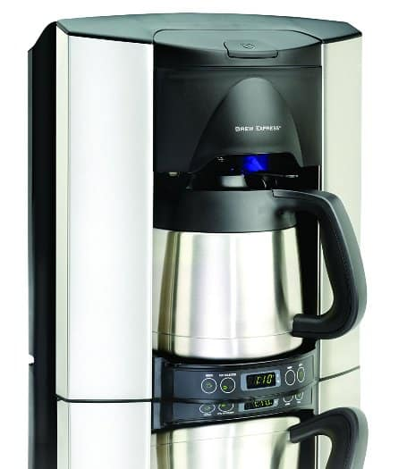 direct plumbing coffee maker