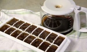 Cooking with leftover brewed coffee