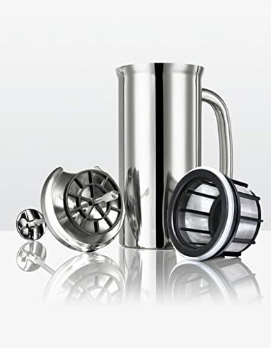THE ESPRO PRESS - 10 Cup / 32 oz Stainless Steel French Press