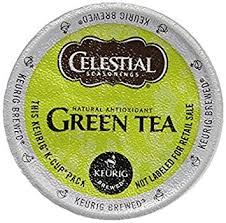 Celestial Seasonings Authentic Green Tea