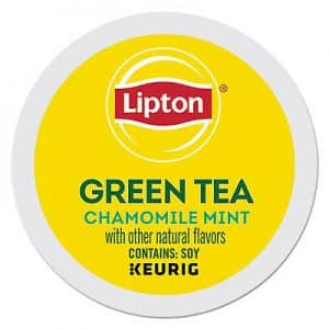 Lipton Green Tea Chamomile Mint