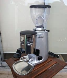 Mazzer Mini Electric Burr Coffee Grinder