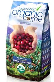 Sublte Earth Organics Coffee