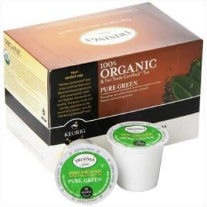Twinings Organic Pure Green Tea