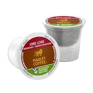 Marley Coffee One Love K-Cups