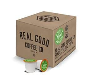 Real Good Coffee Co K Cups