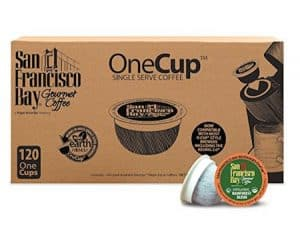 San Francisco Bay Organic Rainforest Blend K-cups