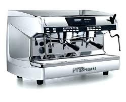 espresso machine high-end