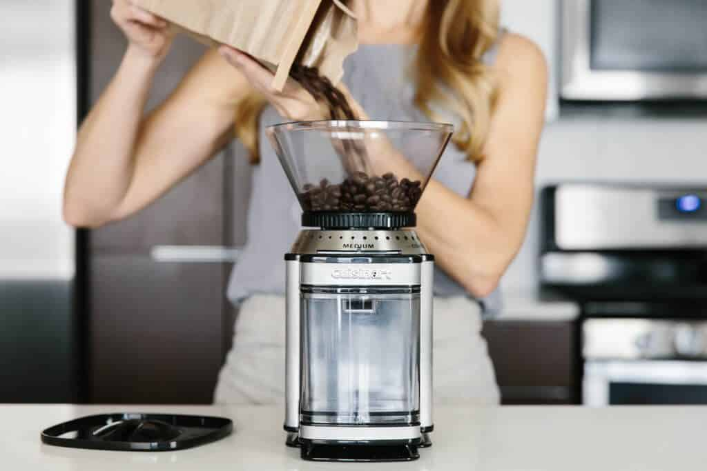 Stepless VS Stepped Coffee Grinders