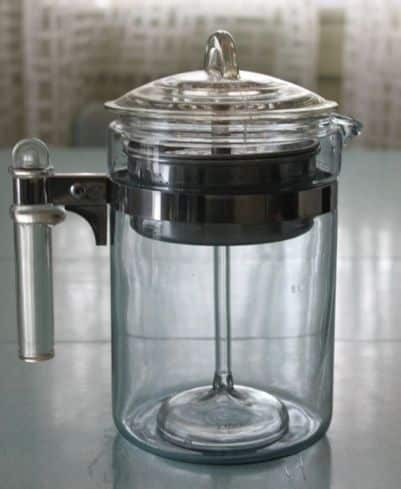 Are You Looking For A New Addition To Your Coffee Collection Look No Further Than The Vintage Percolator