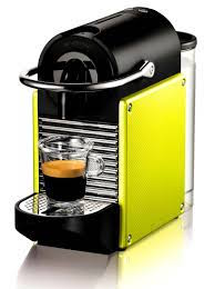 nespresso brewing