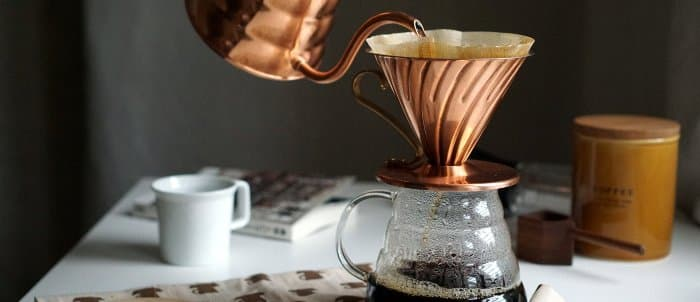 top pour over coffee makers