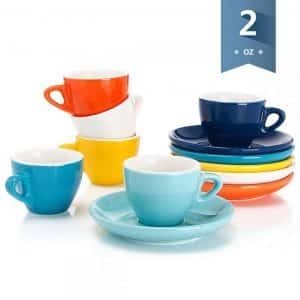 Sweese 4305 Porcelain Espresso Cups