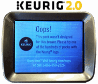 Keurig Compatibility Issues