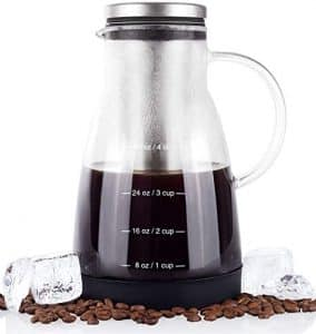 The Bean Envy Cold Brew Coffee Maker