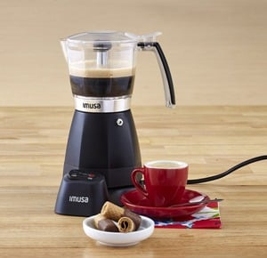 best electric moka pots