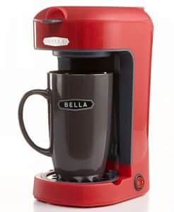 Bella Single Serve Coffee Maker