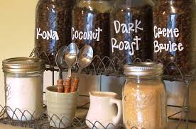 instant coffee storage