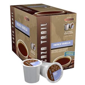 Caza Trail French Vanilla K-cups