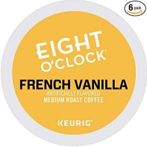 Eight O'Clock Vanilla K-Cup