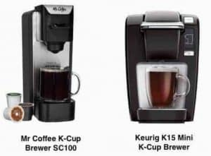 Keurig VS Mr Coffee Single Serve