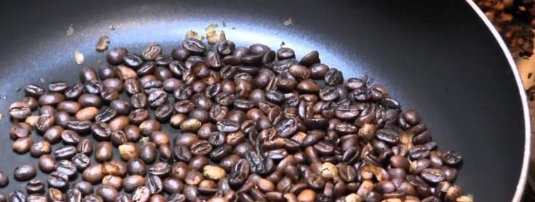 Roast Your Own Coffee